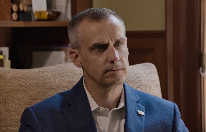 Corey Lewandowski - The Plot Against the President