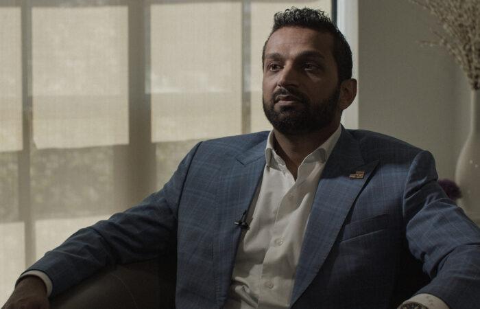 Kash Patel - The Plot Against the President