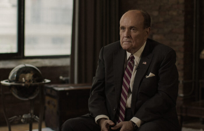 Rudy Giuliani in The Plot Against the President